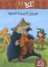Frieda Van Raevels Thea Dubelaar, Wolf heeft jeuk