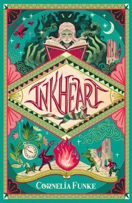 Cornelia Funke,Inkheart (2020 reissue)