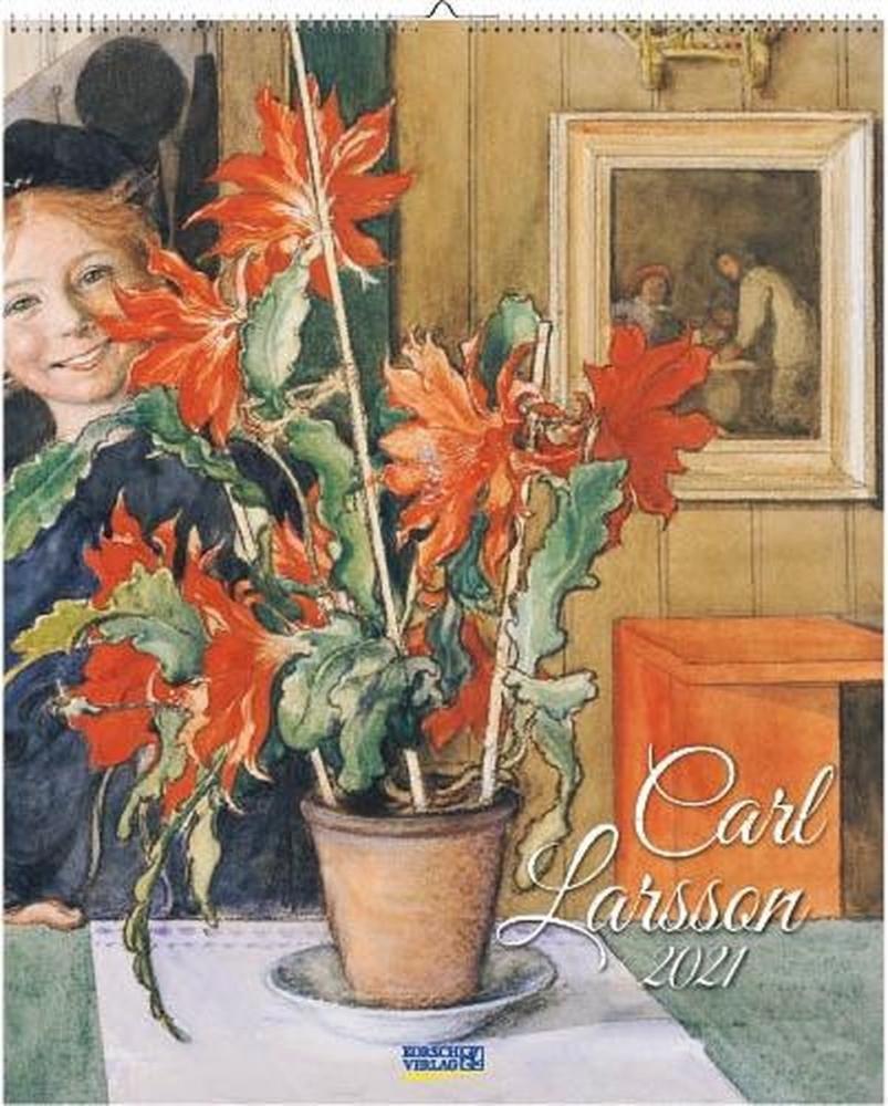 ,Carl Larsson 2021