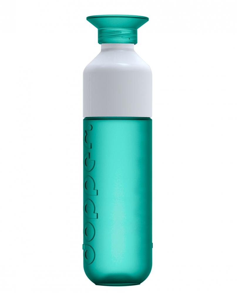 ,Dopper drinkfles sea green turqouise
