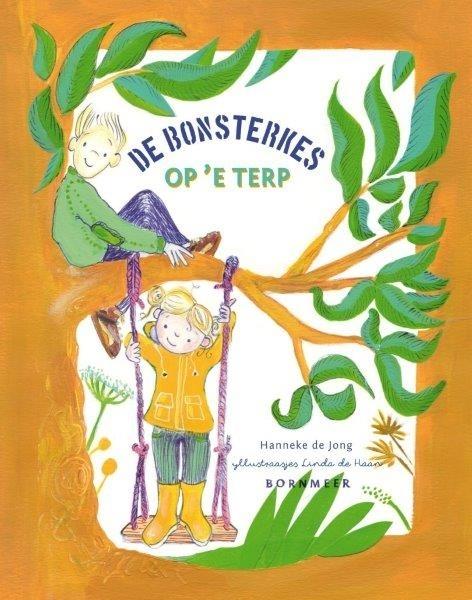 ,De bonsterkes op É terp aksjesboek foar bern 2018