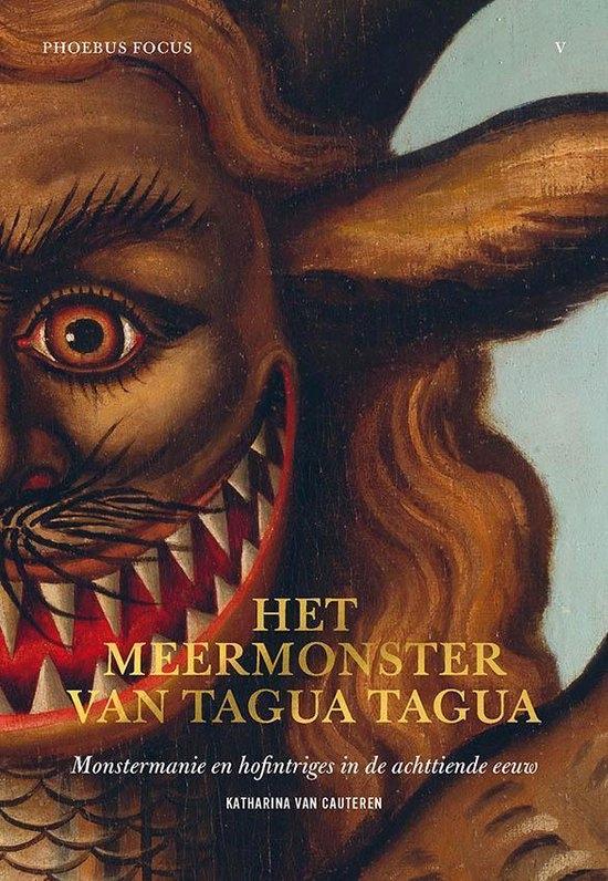 Katharina Van Cauteren,Monster uit de lagune van Tagua Tagua