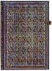 Pb32342 , Paperblanks notitieboek blanco midi blue rhine