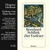 Schlink, Bernhard, Der Vorleser. 4 CDs