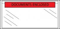 , paklijstenvelop binnenmaat 225x165mm A5 50 micron documents enclosed 1000 stuks