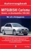 <b>Vraagbaak Mitsubishi Carisma</b>,Benzine/Diesel 1996-2003