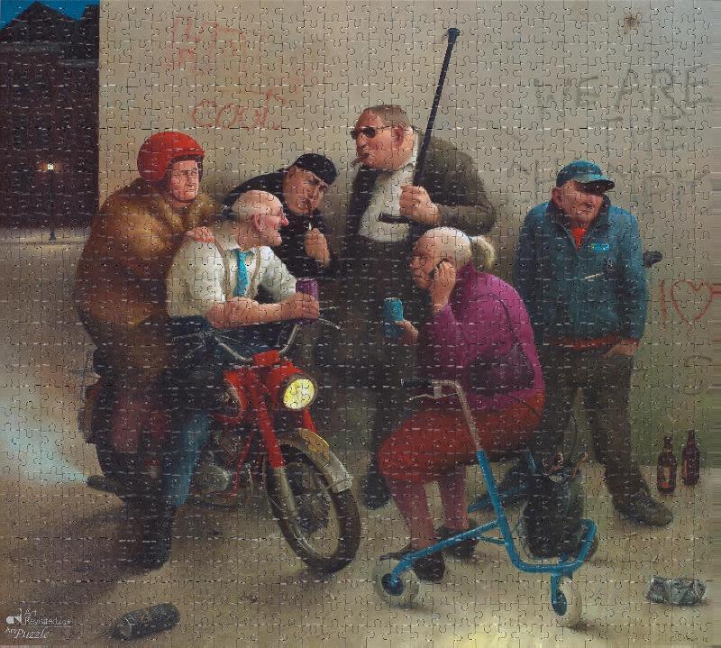 ,Marius van Dokkum - Tweede jeugd