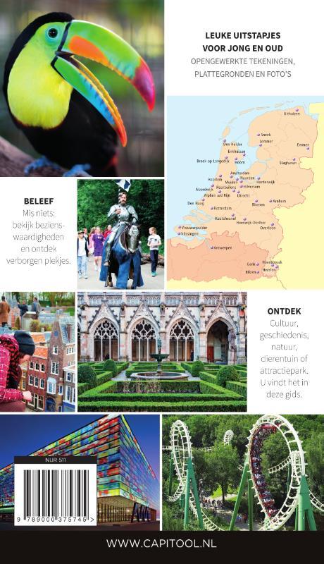 Capitool,Capitool Leuke uitstapjes in Nederland en Vlaanderen