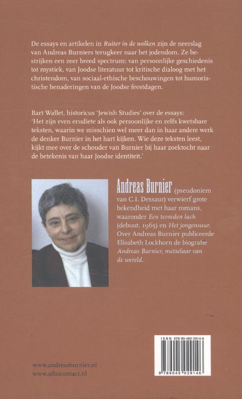 Andreas Burnier,Ruiter in de wolken