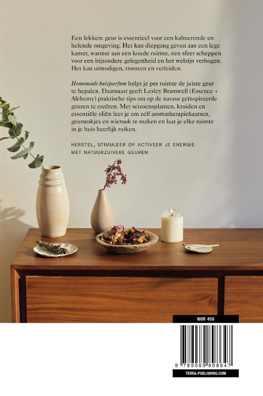 Lesley Bramwell,Homemade huisparfum