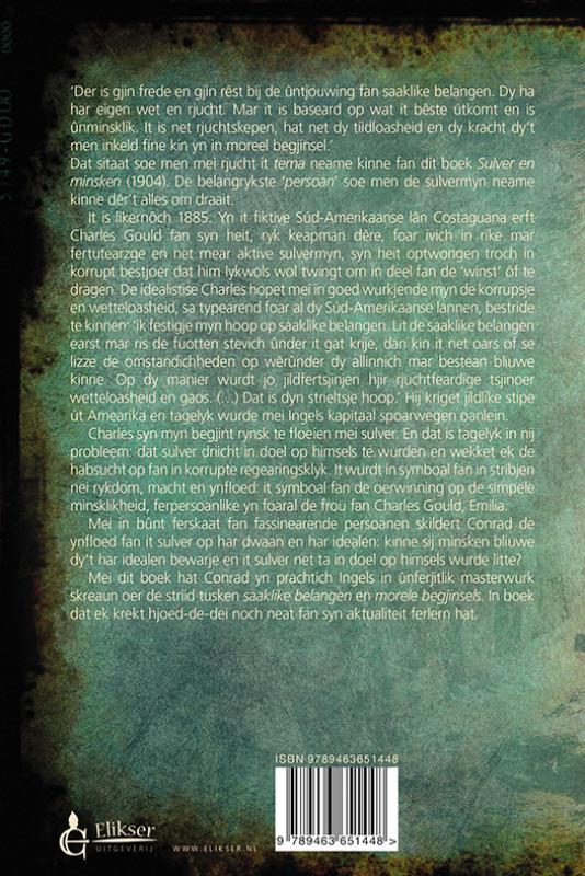 Joseph Conrad,Sulver en minsken