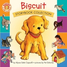 Capucilli, Alyssa Satin Biscuit Storybook Collection