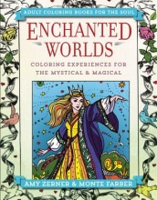 Zerner, Amy,   Farber, Monte Enchanted Worlds