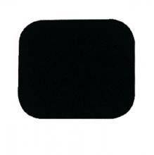 , Muismat Fellowes standaard 200x228x4mm zwart