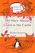 Shirley,Jackson Penguin Orange Collection We Have Always Lived in the Castle