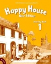 Roberts, Lorena,   Maidment, Stella Maidment, S: Happy House: 1 New Edition: Activity Book and M