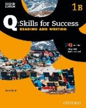 ,Q Skills for Success: Level 1. Reading & Writing Split Student Book B with iQ Online