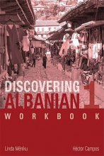Meniku, Linda Discovering Albanian I Workbook
