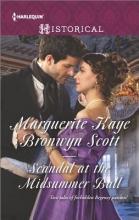 Kaye, Marguerite Scandal at the Midsummer Ball