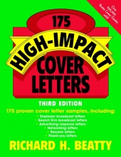 Richard H. Beatty 175 High-Impact Cover Letters