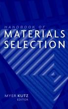Kutz, Myer Handbook of Materials Selection
