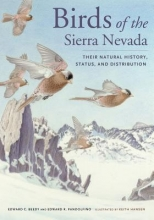 Edward C. Beedy,   Edward R. Pandolfino,   Keith Hansen Birds of the Sierra Nevada