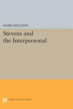 Halliday, M Stevens and the Interpersonal