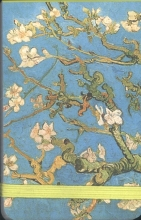 Van Gogh Almond Blossoms Mini Journal
