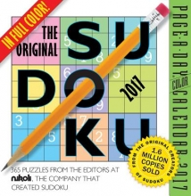 Editors at Nikoli The Original Sudoku Page-A-Day Calendar 2017