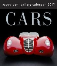 Cars Page-A-Day Gallery Calendar 2017