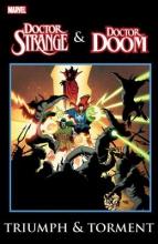 Stern, Roger,   Conway, Gerry,   Mantlo, Bill Dr. Strange & Dr. Doom