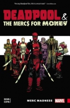 Bunn, Cullen Deadpool & the Mercs for Money 0