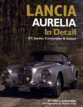 Niels Jonassen Lancia Aurelia in Detail