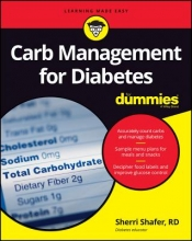 Sherri Shafer Diabetes and Carb Counting For Dummies
