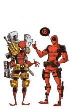 Kelly, Joe,   Nicieza, Fabian Spider-Man Deadpool 0