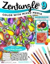 CZT Suzanne McNeill Zentangle 9, Workbook Edition