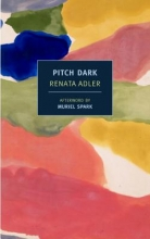 Adler, Renata Pitch Dark