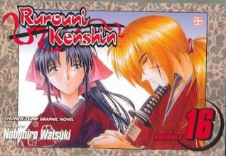 Watsuki, Nobuhiro,   Jones, Gerard Rurouni Kenshin 16