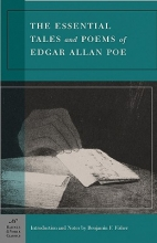 Poe, Edgar Allan The Essential Tales and Poems of Edgar Allan Poe