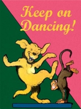 Keep Dancing Birthday Cards [With Envelope]