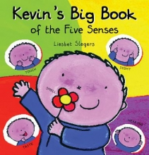 Slegers, Liesbet Kevin`s big book of the five senses