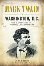 Muller, John Mark Twain in Washington, D.C.