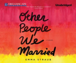 Straub, Emma Other People We Married