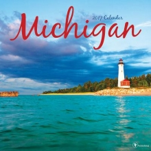 Michigan 2017 Calendar