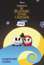 Tim Burton`s the Nightmare Before Christmas