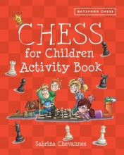 Chevannes, Sabrina Chess for Children Activity Book