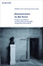 `Humanismus` in der Krise