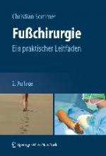 Sommer, Christian Fußchirurgie