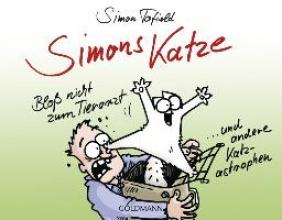 Tofield, Simon Simons Katze - Bloß nicht zum Tierarzt