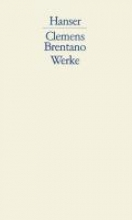 Brentano, Clemens Werke Band 4. Schauspiele